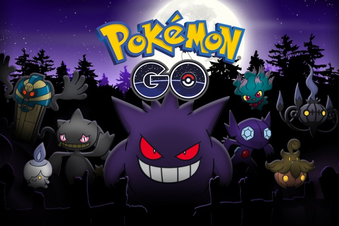 'Pokémon GO' Reveals Its First Ever In-Game Event This Halloween Weekend