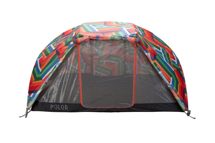 Poler & Pendleton Collaborate on a Range of Camping Essentials