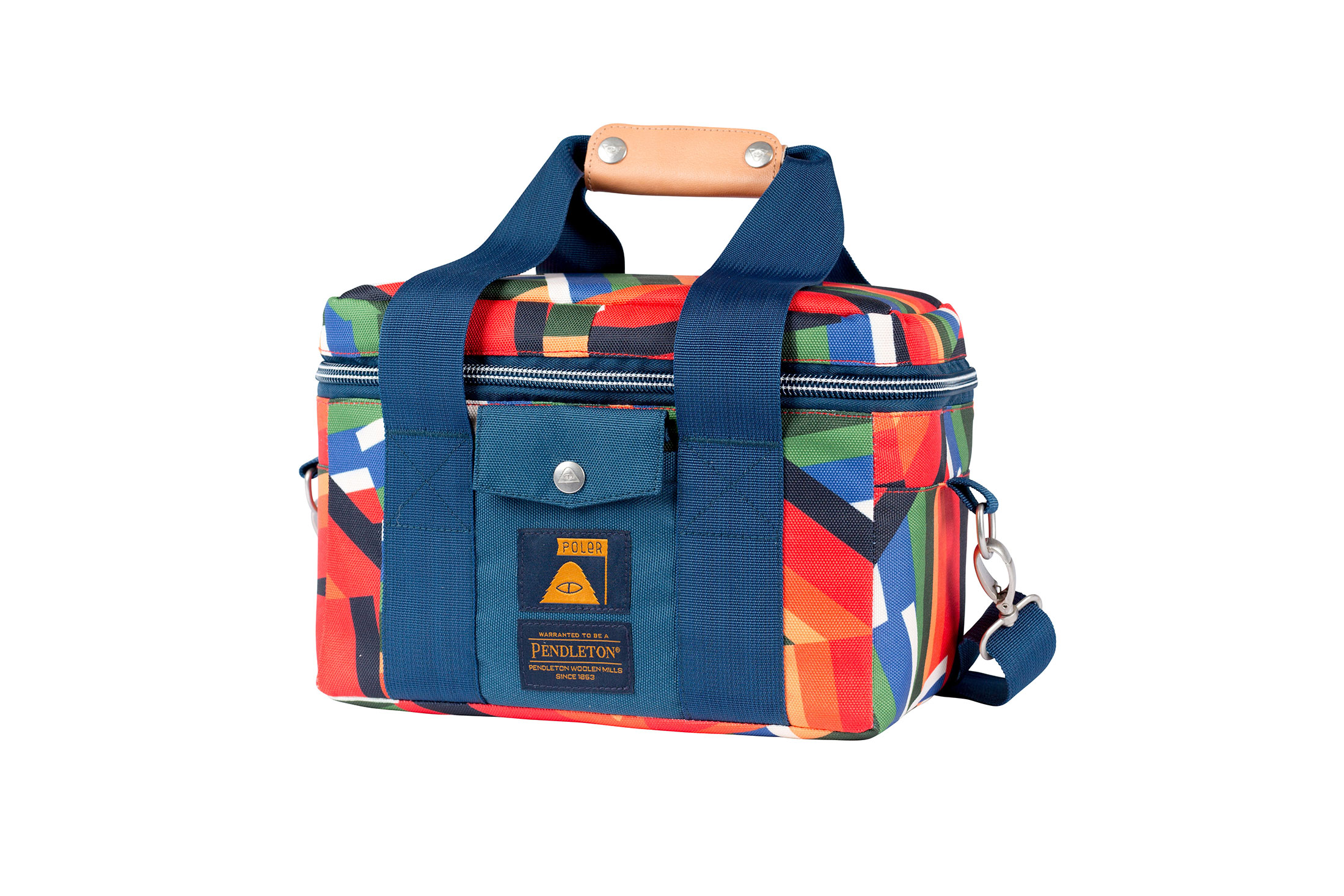 Poler x Pendleton 2016 Fall/Winter Collection camping essentials orange green red blue - 1762255
