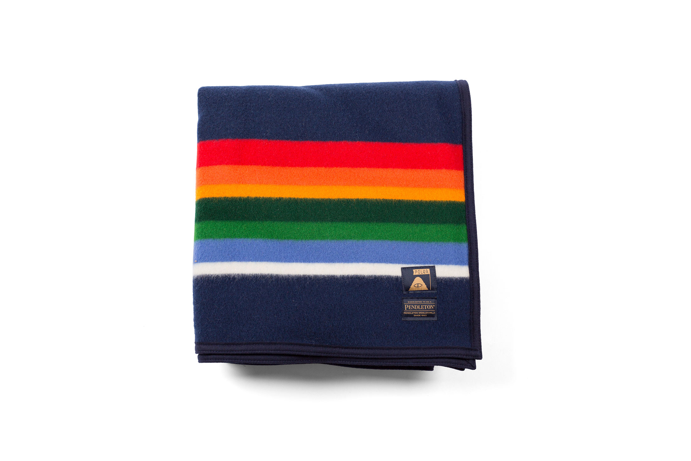 Poler x Pendleton 2016 Fall/Winter Collection camping essentials orange green red blue - 1762256