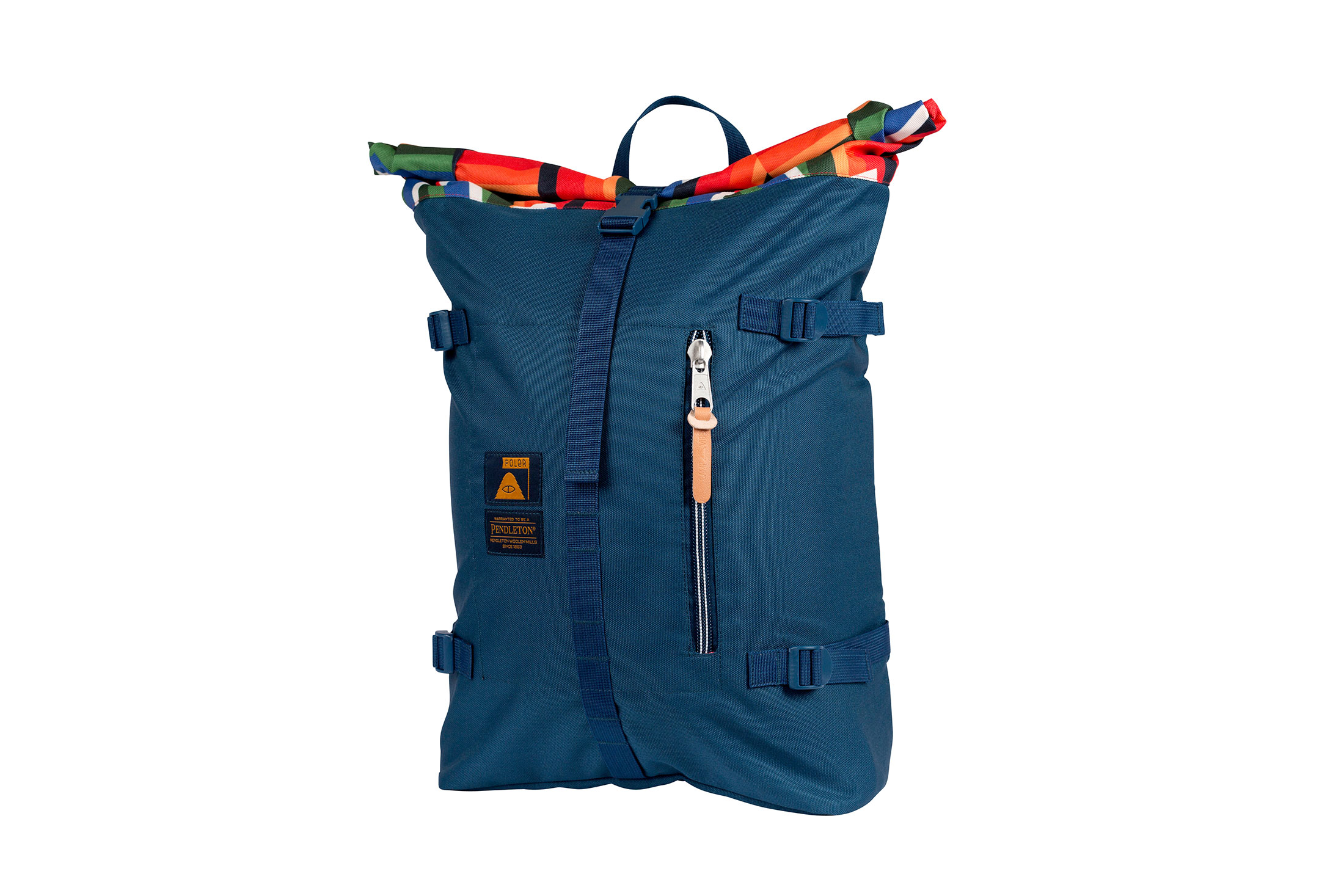 Poler x Pendleton 2016 Fall/Winter Collection camping essentials orange green red blue - 1762260
