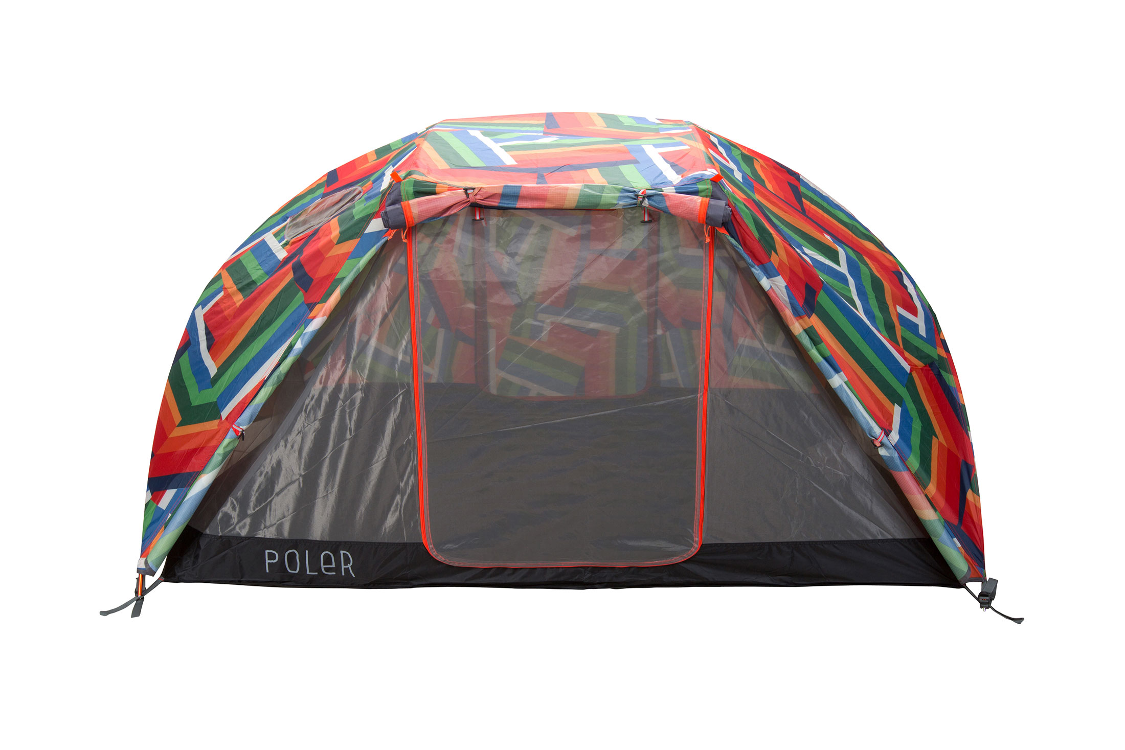 Poler x Pendleton 2016 Fall/Winter Collection camping essentials orange green red blue - 1762252