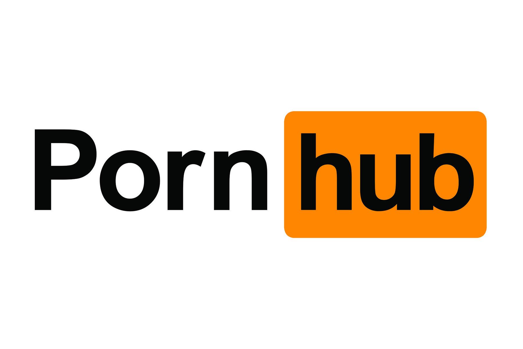 PornHub Vine Offer to twitter white orange logo