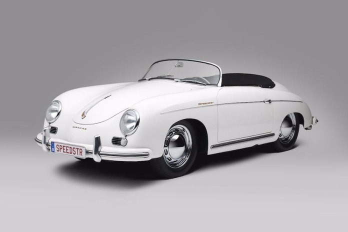 """Here's Your Chance to Own a 1955 Porsche 356 """"Pre-A"""" 1600 Speedster"""