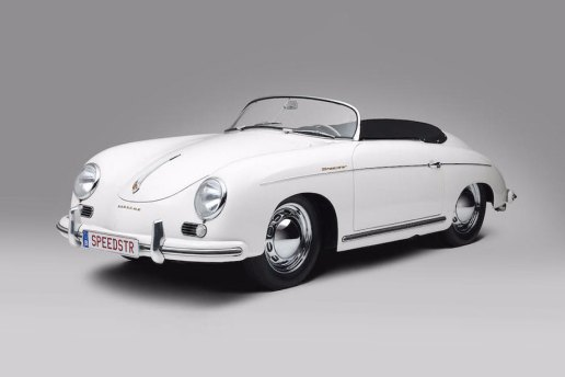 "Here's Your Chance to Own a 1955 Porsche 356 ""Pre-A"" 1600 Speedster"