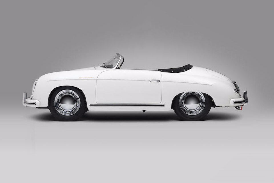 1955 Porsche 365 Pre A 1600 Speedster Hypebeast