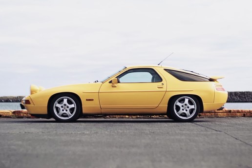 This Porsche 928 & Mercedes-Benz 500E Make up a V8 Diehard's Dream