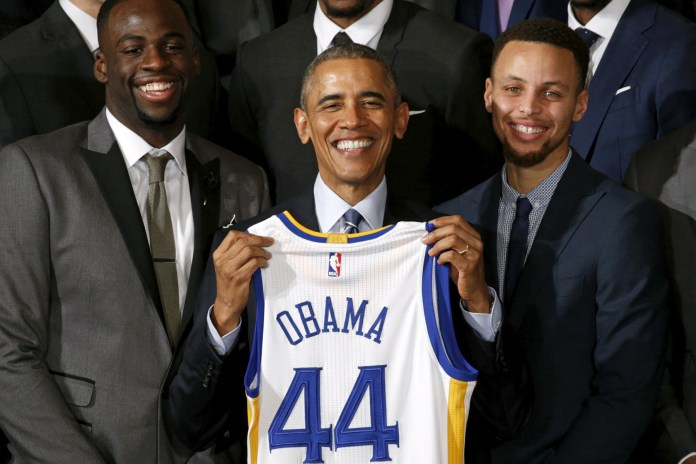 President Obama Makes His NBA Finals and NFL Super Bowl Predictions