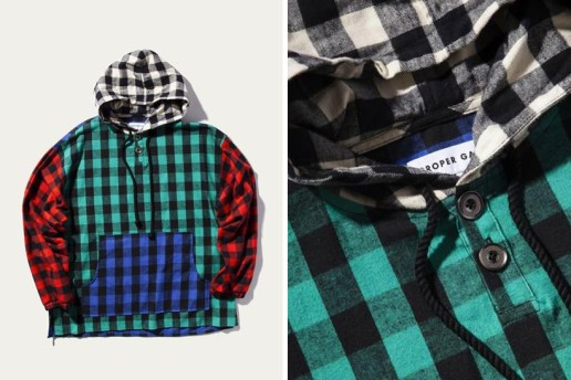 Proper Gang's Patchy Pullover Anorak Shirt Looks Like Teen Spirit