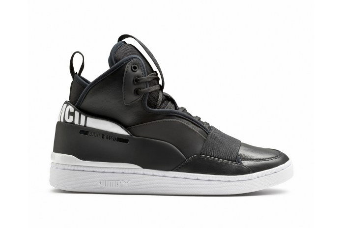 PUMA & McQ Introduce Their 2016 Fall/Winter Footwear