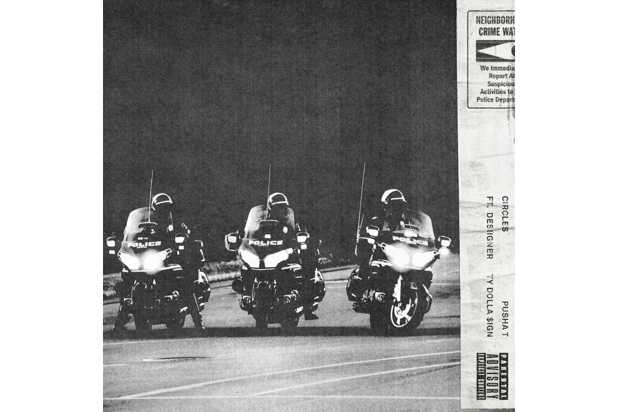 """Pusha T Is Joined by Desiigner & Ty Dolla $ign on New Track, """"Circles"""""""