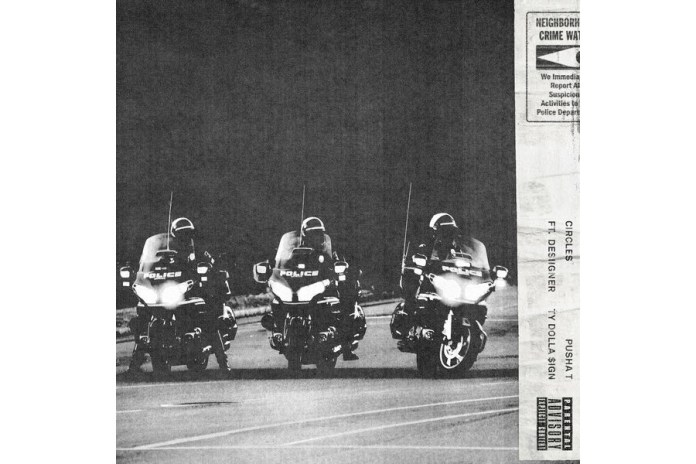 "Pusha T Is Joined by Desiigner & Ty Dolla $ign on New Track, ""Circles"""