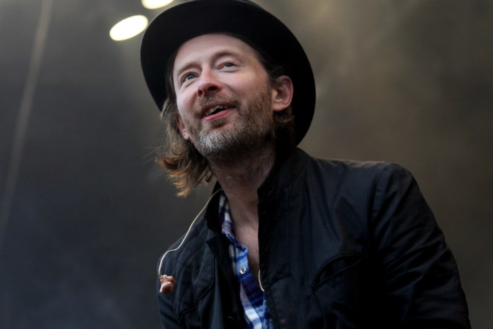 Radiohead to Headline Glastonbury 2017
