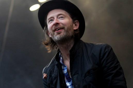 Radiohead to Headline Glastonbury 2017