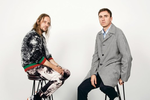 Is Raf Simons Collaborating With Sterling Ruby for Calvin Klein?
