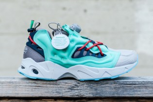 The Latest Reebok Insta Pump Fury Road TR Celebrates the Beach