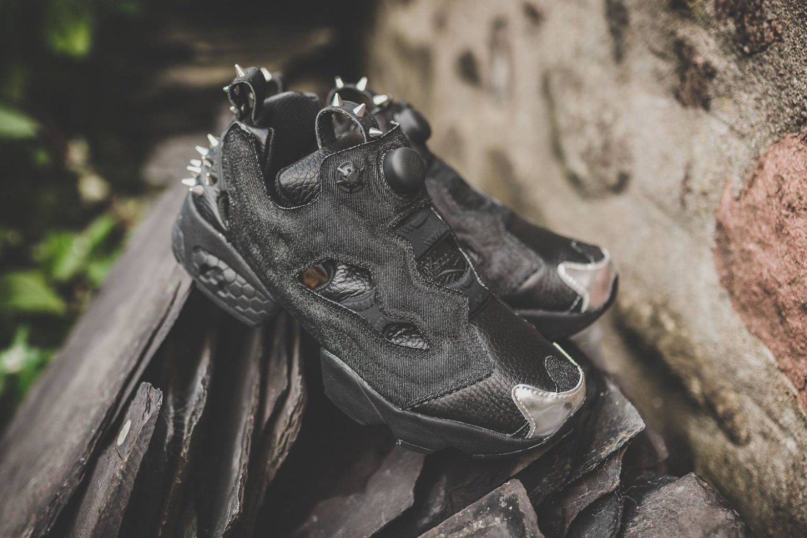 The Reebok Instapump Fury Gets Spiked out for Halloween