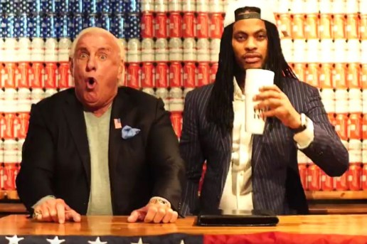 Undecided? Vote for Ric Flair and Waka Flocka Flame in the Upcoming Presidential Election