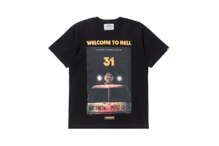 "Rob Zombie x NEIGHBORHOOD Release Nightmarish ""WELCOME TO HELL"" T-Shirt"