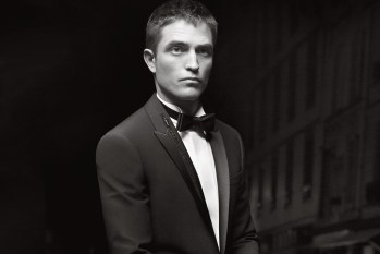 Robert Pattinson Wears Shades at Night in His New Dior Homme Ad Shot by Karl Lagerfeld