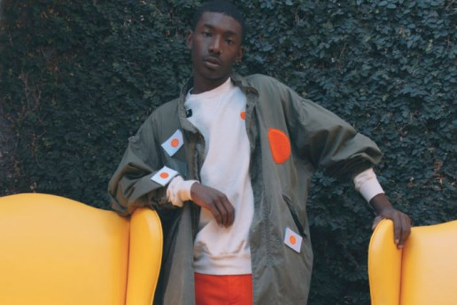 ROKIT's 2016 Fall/Winter Collection Fronts Union Los Angeles' Latest Editorial