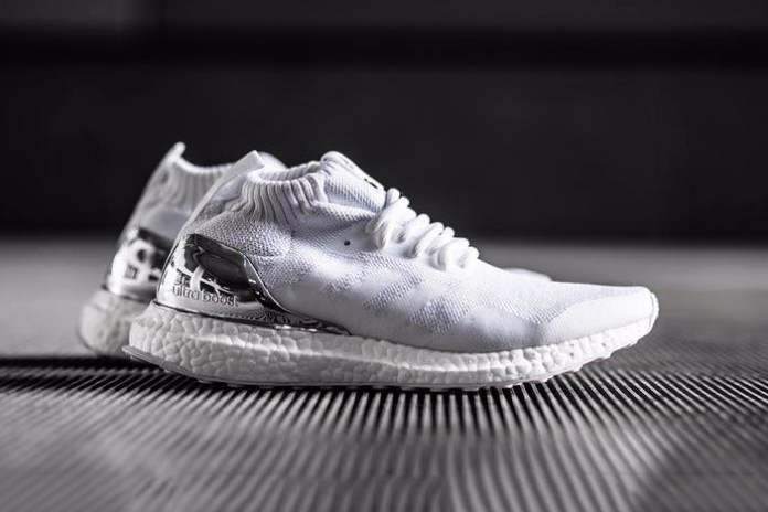 Ronnie Fieg's adidas UltraBOOST Mid Collaboration Dons a Crisp White Colorway