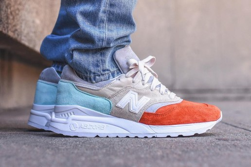 """Ronnie Fieg Previews Upcoming New Balance Collaboration Dubbed """"Cyclades"""""""