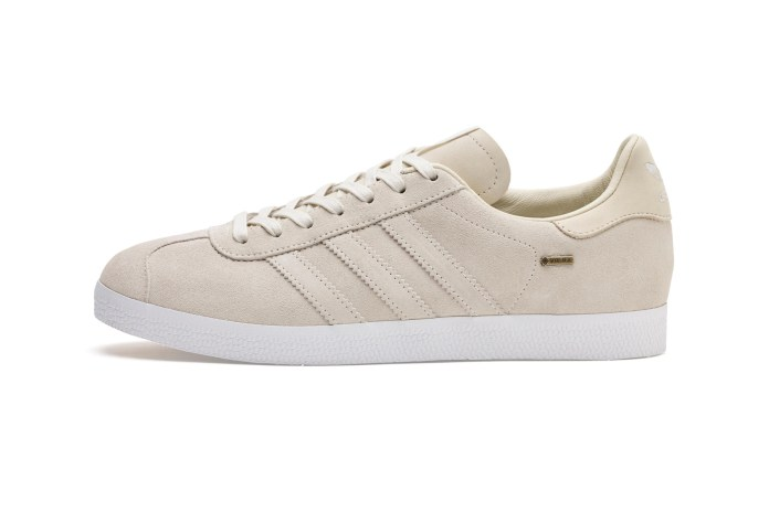 Saint Alfred Teams up With adidas Consortium for a Crisp Take on the Gazelle