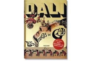 TASCHEN Is Finally Reprinting Salvador Dali's Surrealist Cookbook
