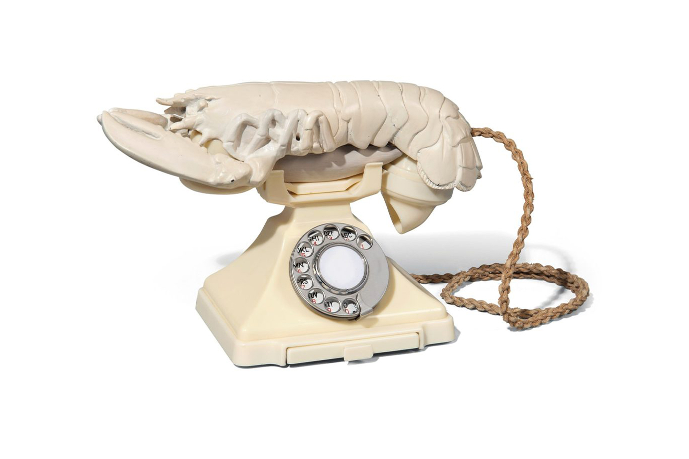 Salvador Dalí's 'Lobster Telephone' and 'Mae West Sofa' to Auction off for $800,000 USD