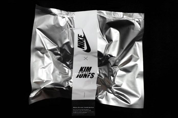 Samuel Ross Reveals Custom NikeLab x Kim Jones Packaging Design