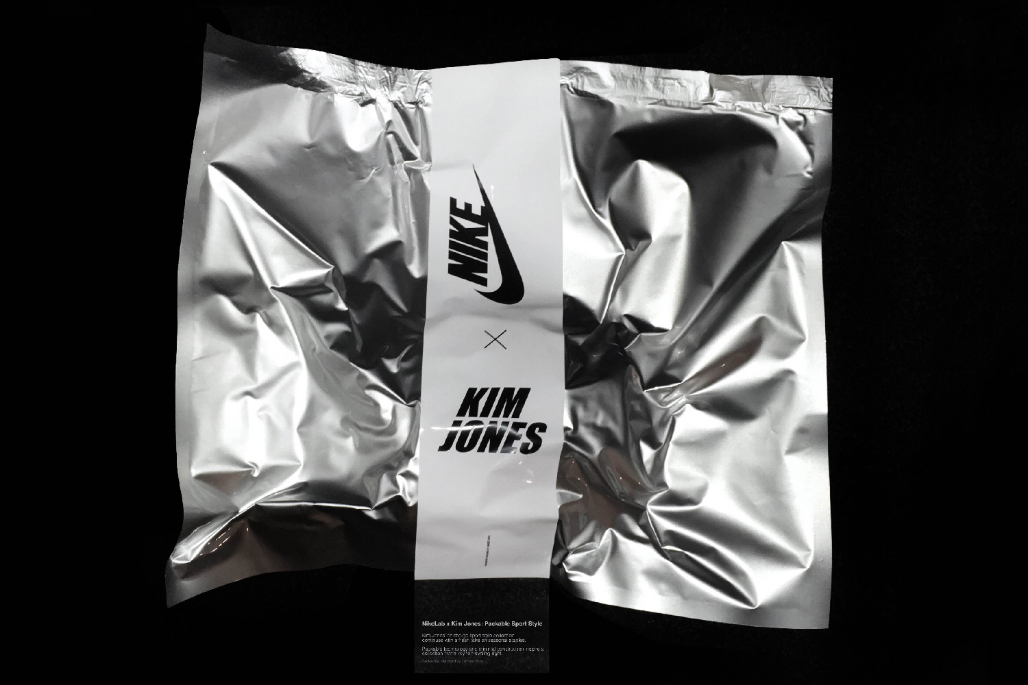 Samuel Ross Reveals Custom NikeLab x Kim Jones Packaging Design