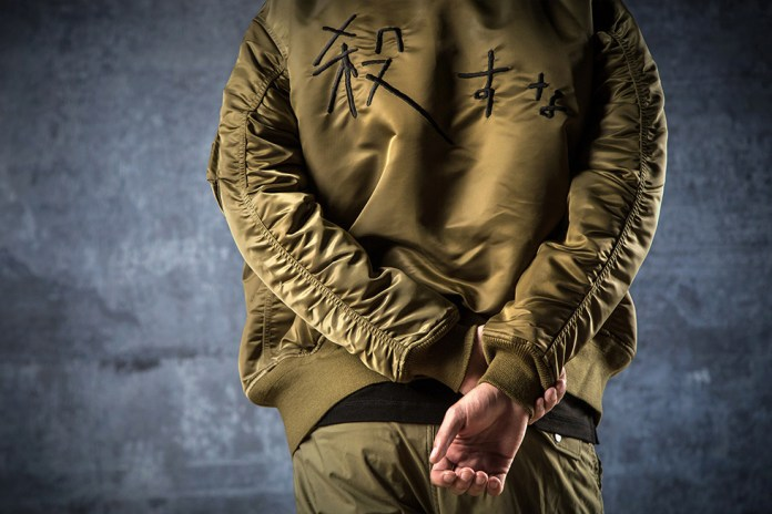 END Provides Us a Closer Look at Its Latest SASQUATCHfabrix. 2016 Fall/Winter Pieces