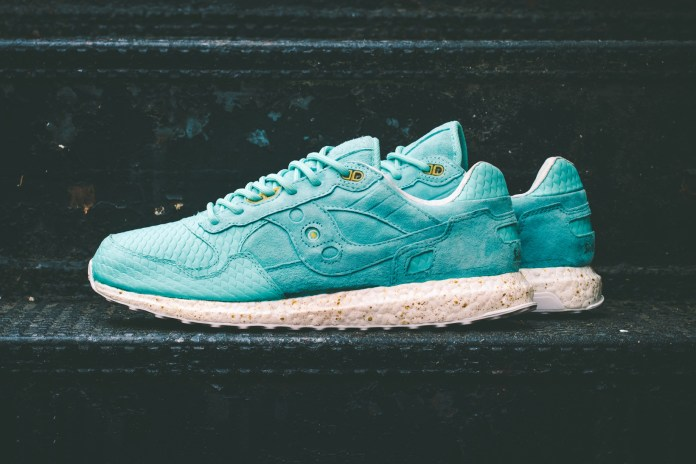 This Custom Saucony Shadow 5000 Sits Atop an adidas Ultra BOOST Sole