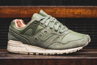 "Saucony Grid SD ""Garden"" Pack Draws Upon the Highs and Lows of Autumn"