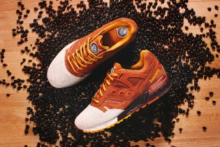 """Saucony Goes Basic This Fall With the Grid SD """"Pumpkin Spice"""""""