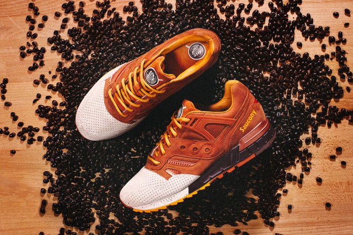 "Saucony Goes Basic This Fall With the Grid SD ""Pumpkin Spice"""