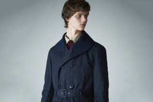 Scye Brings Japanese Tailoring to British-Inspired Silhouettes for 2016 Fall/Winter