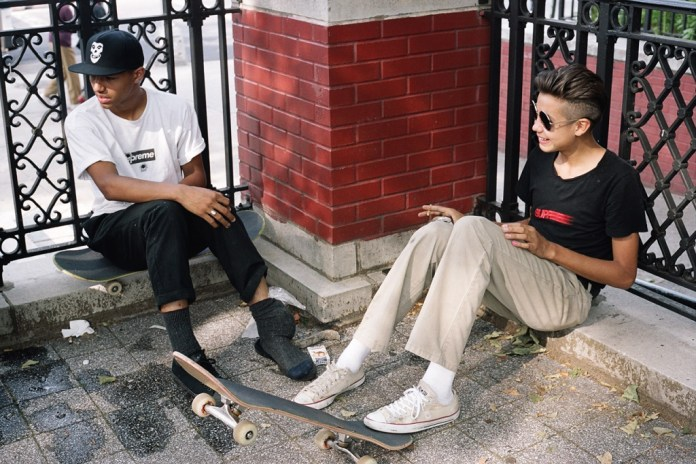 Sean Pablo & Sage Elsesser Are the Stars of Logan Lara's New Skate Flick 'Sean & Sage'
