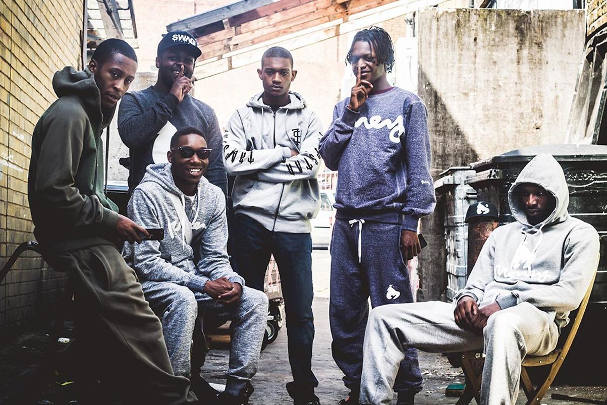 "Section Boyz Address Imitators in ""Be Like Man"" Video"