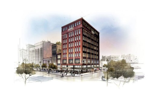 Shinola Is Opening a Hotel in Downtown Detroit
