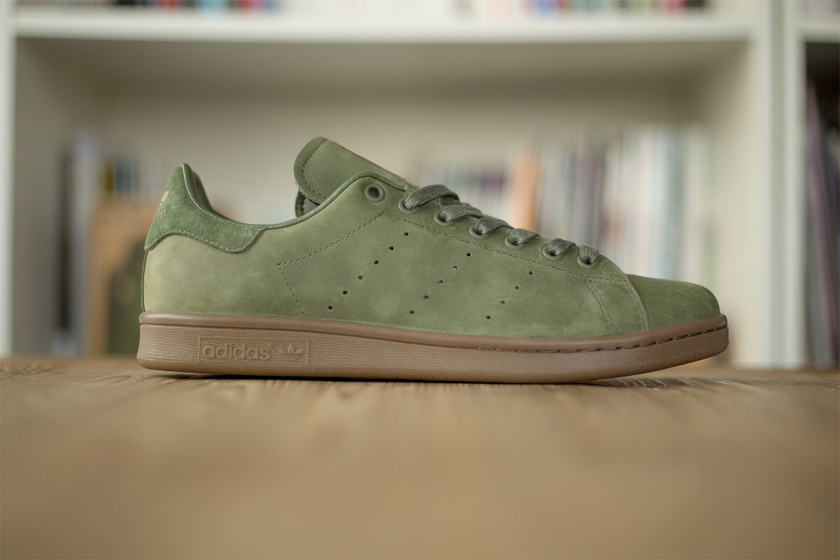 size? Unveils the Exclusive adidas Originals Stan Smith 'Winterised'