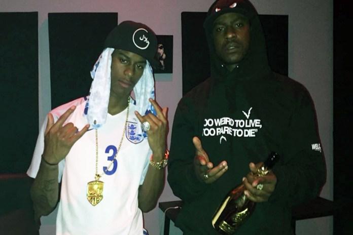 "Smoke Dawg & Skepta Link up for ""Overseas"" Video"