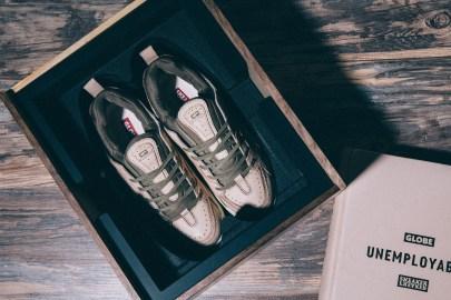 Sneaker Freaker Documents GLOBE's Ups & Downs in 'UNEMPLOYABLE'