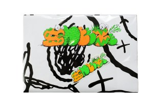 """KAWS Fronts the 29th Issue of 'SNEEZE' Magazine Dubbed """"Get Met It Pays"""""""