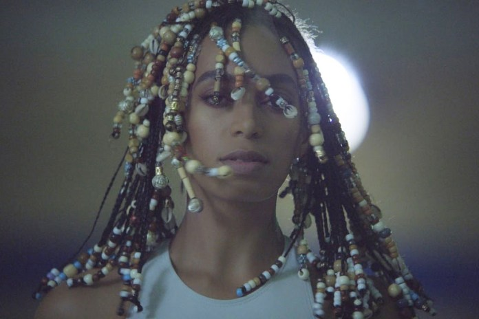 "Watch Solange Knowles's New Music Videos for ""Don't Touch My Hair"" & ""Cranes in the Sky"""