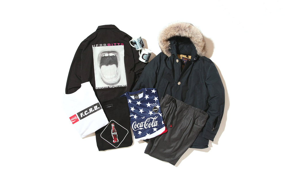 SOPH.TOKYO Showcases Outdoor Essentials for 17th Anniversary Capsule Collaboration