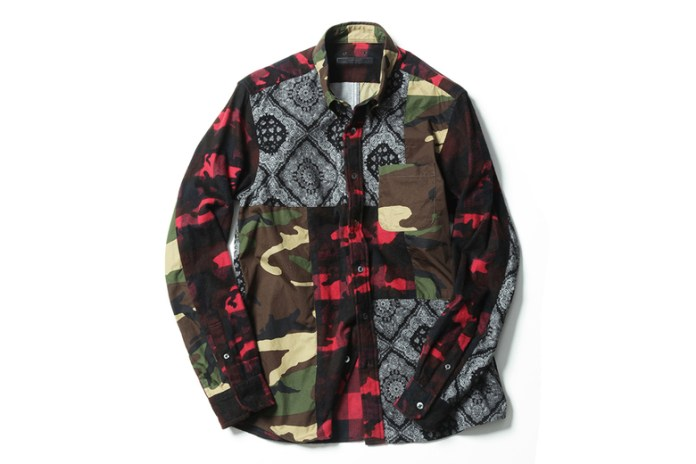 SOPHNET. Releases a Range of Fall and Winter-Ready Goods