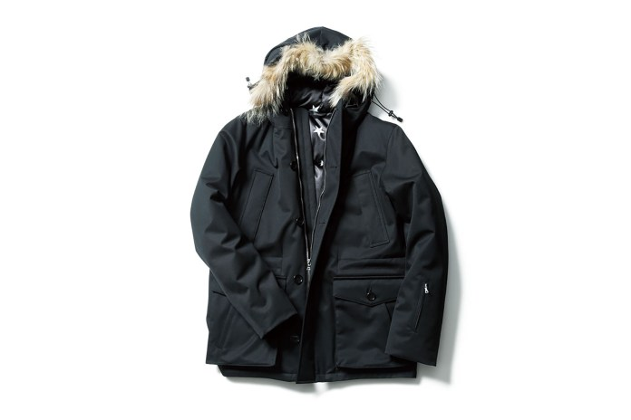 SOPHNET. and uniform experiment Release Select Outerwear to Withstand the Depths of Winter