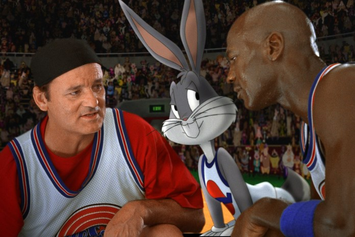 The Original 'Space Jam' Is Officially Coming Back to Theaters